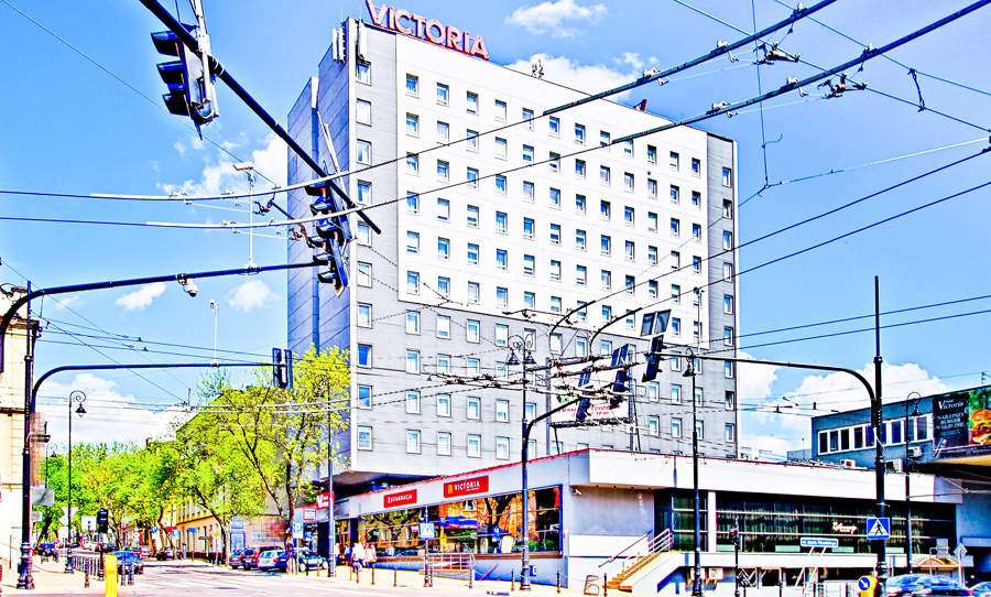 Hotel Victoria w Lublinie - zdjęcie do galerii z ul. Lipowej