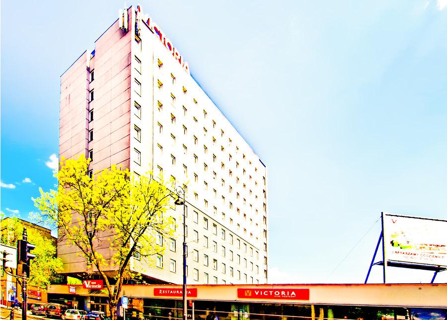 Hotel Victoria w Lublinie - zdjęcie zbliżone, do galerii
