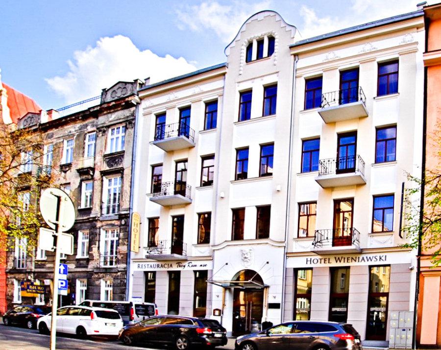 Perspektywa Hotelu Wieniawski w Lublinie - zdjęcie do galerii