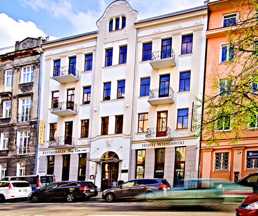 Hotel Wieniawski w Lublinie, w całej krasie - zdjęcie do galerii