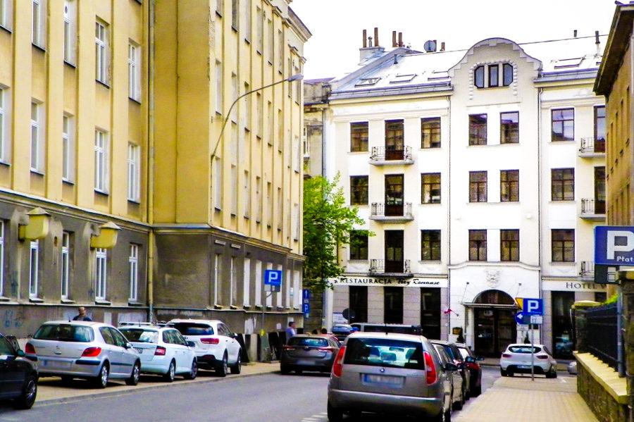 Hotel Wieniawski w Lublinie - zdjęcie z daleka, do galerii