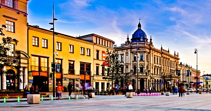 IBB Grand Hotel Lublinianka na drugim planie zdjęcia do galerii