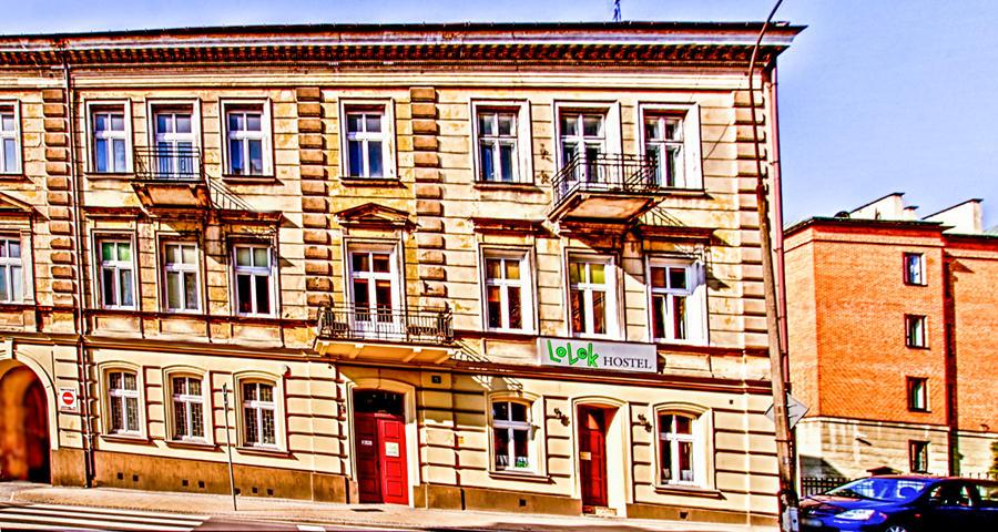 Lolek Hostel w Lublinie - zdjęcie do galerii
