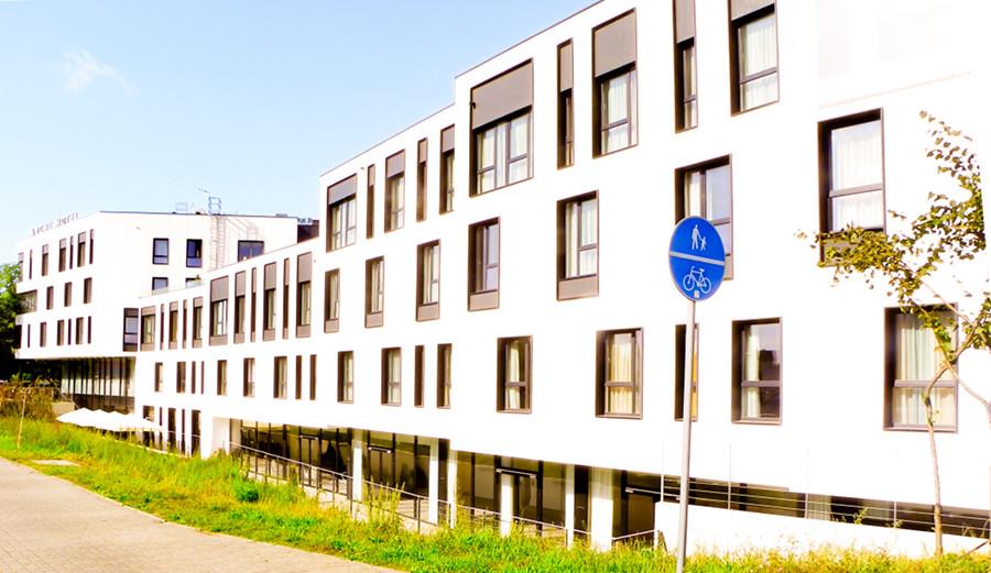 Arche Hotel Lublin w całej krasie - zdjęcie do galerii