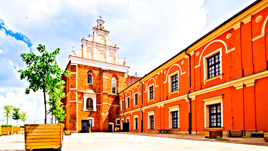 Co warto zwiedzić w Lublinie? - zobacz najzdjęciu Kaplicy Trójcy Świętej