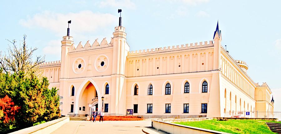 Co warto zwiedzić w Lublinie? - zobacz na zdjęciu Zamku Lubelskiego